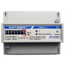 ЦЭ6804-U/1 220В 10-100А 3ф. 4пр. МР31