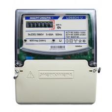 ЦЭ6804-U/1 220В 10-100А 3ф. 4пр. МР32