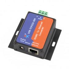 Конвертер интерфейсов RS485>LAN USR-IOT USR-TCP232-304